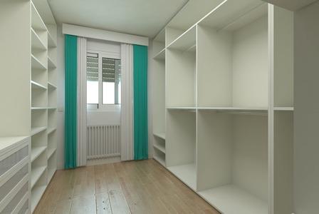 Casa com closet