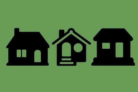 Modelos de casas pequenas