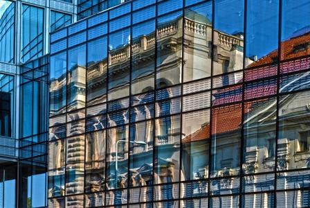 Tipos de vidro arquitetura