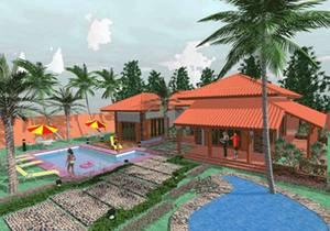 Projeto de casa Morada do Sol