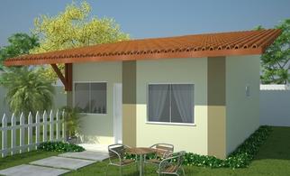 Casa popular projeto de casa cod101